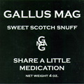 Gallus Mag - Share a Little Medication